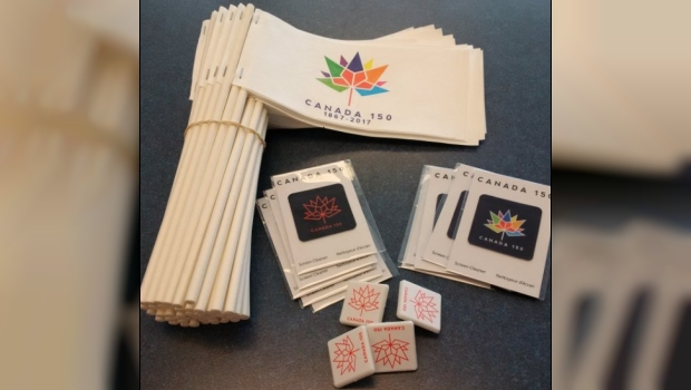Majority Of Canada 150 Merchandise Made In China