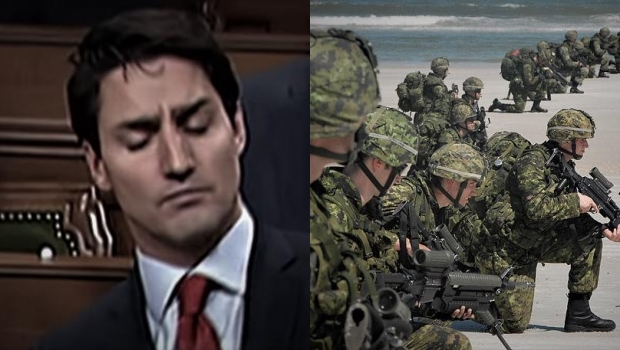 New Trudeau Government Defence Policy A Total Fraud