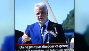 Quebec Premier Couillard - Terrorism Can't Be Disconnected From Islam