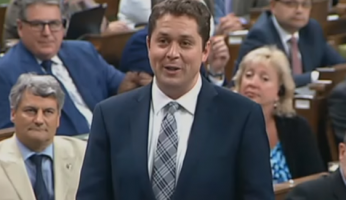 Scheer Says Conservatives Will ALWAYS OPPOSE CARBON TAX