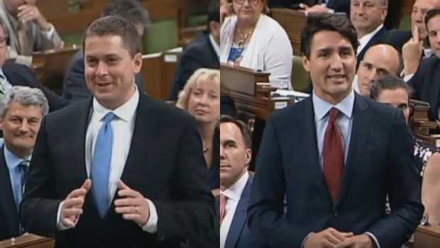 Trudeau Caught Lying About Attacking Middle Class