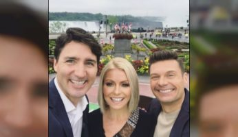 Trudeau Forgets Kim Campbell Was Prime Minister