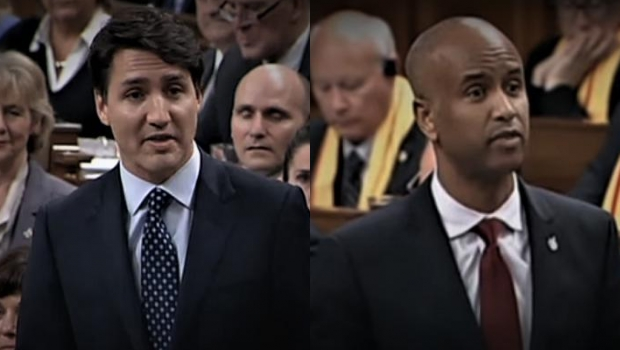 Why Hasn't Trudeau Condemned Hussen For Equating Tweet With Domestic Violence