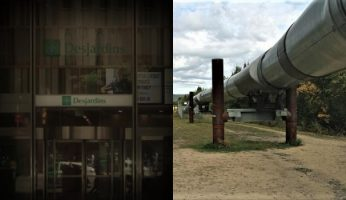 BANKERS - Desjardins To Stop Supporting Pipelines, So Let's Stop Supporting Them