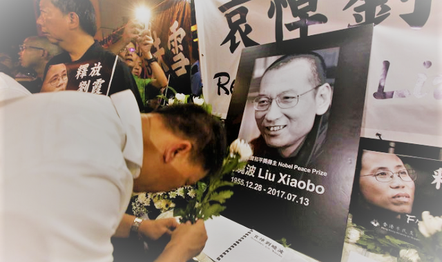 Brave Chinese Activist Liu Xiaobo Dead At 61