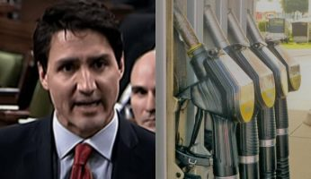 Canadians Are Turning Against Trudeau's Carbon Tax