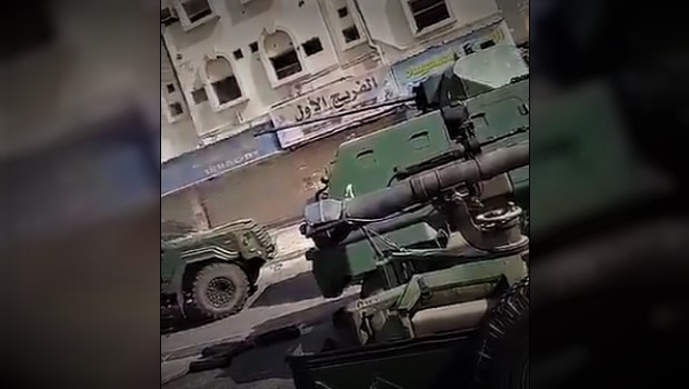 Saudi Arabia Used Canadian Weapons In Violent Crackdown