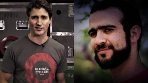 Trudeau Dismisses Khadr Payment Outrage As Domestic Squabbles