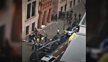 Belgian Troops Kill Machete-Wielding Attacker