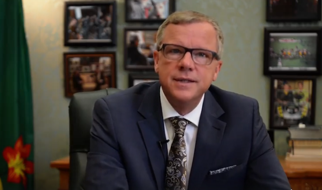 Brad Wall Resigns As Saskatchewan Party Leader