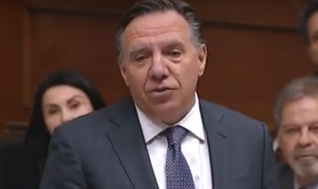 CAQ Leader Legault Rips Trudeau's Completely Irresponsible Border Policy