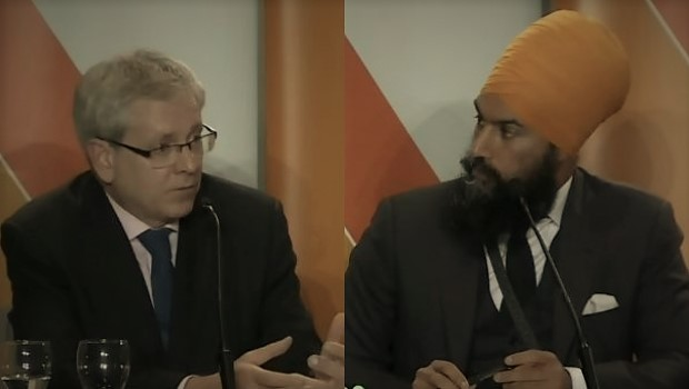 Charlie Angus Campaign Accuses Jagmeet Singh Of Lying About Party Sign-Ups