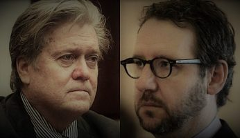 Coverage Of Gerald Butts & Steve Bannon Friendship Reveals Establishment Media Hypocrisy