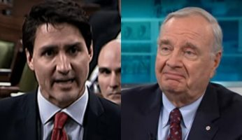 Paul Martin Unwittingly Contradicts Trudeau's Attempt To Blame Khadr Payment On Harper