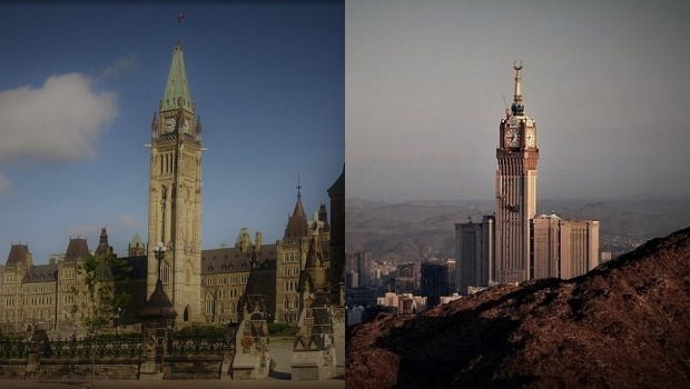 Saudi Arabia Plotting Propaganda Festival On Parliament Hill Lawn