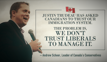 Scheer Shares Ideas To Fix Border Crisis