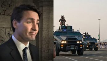 Trudeau Has Been Played By The Saudi Government