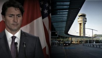 Trudeau Lets Illegal Crossers Enter Canada, While Giving U.S. Power To Detain Canadians In Our Own Country