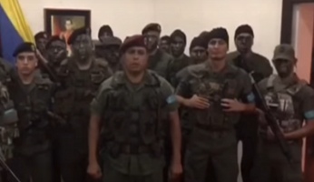 Venezuela's Socialist Dictatorship Crushes Military Uprising