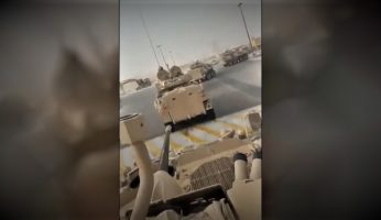 Video Claims To Show Saudi Regime Using Canadian-Made LAV's Against Civilians