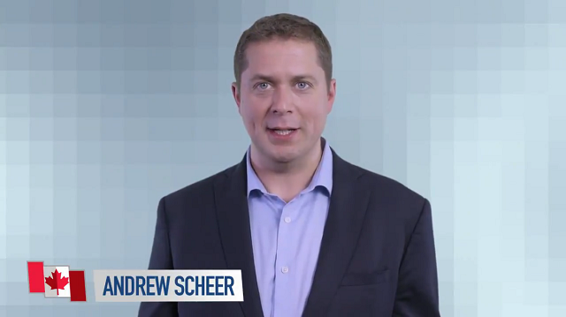 Watch As Andrew Scheer Slams Trudeau For Breaking Canada's Immigration System