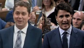 Conservatives Lead Trudeau Liberals 39% To 35%