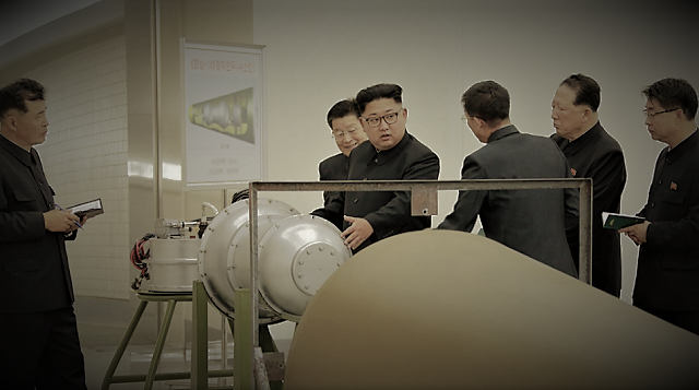 North Korea Says They've Developed Advanced Hydrogen Bomb