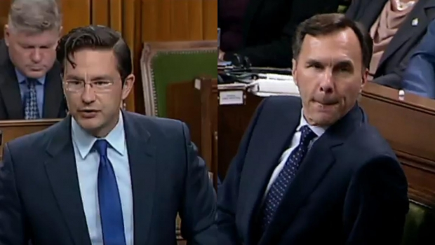 Poilievre Asks Why Moneybags Morneau's Massive Fortune Is Sheltered From Tax Hikes
