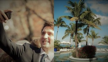 Trudeau's Billionaire Island Bahamas Vacation Cost Taxpayers $215,000 - Way More Than Previously Thought
