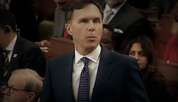Desperate Morneau Claims He'll Donate Part Of Morneau-Shepell Share Proceeds