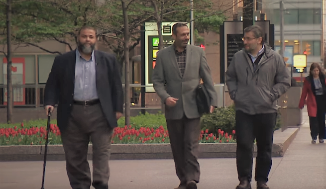 Federal Government Pays $31.3 Million To Three Men Wrongfully Jailed & Tortured In Syria