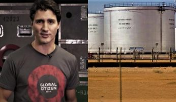 Foreign Countries Win, Canadians Lose Under Trudeau's Energy Policy
