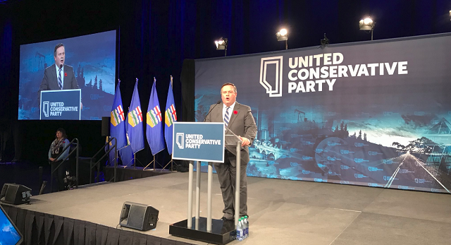 Jason Kenney Wins Leadership Of United Conservative Party