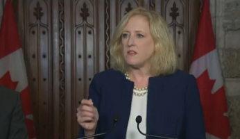 Lisa Raitt Slams Trudeau Government After Energy East Termination