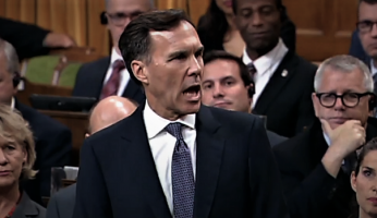 Moneybags Morneau Releases Fiscal Update, No Timetable For Ending Budget Deficits