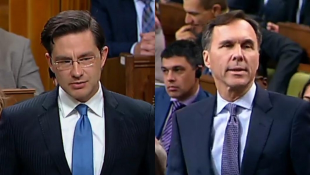 Poilievre Shreds Moneybags Morneau In Question Period