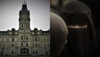 Quebec Poised To Ban Face Coverings For Public Workers & Recipients Of Services