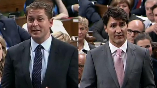 Scheer Rips Trudeau For Paying Khadr While Fighting Indigenous Girl To Court