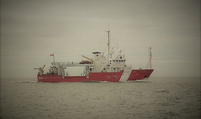 Trudeau Government Selling Canada's Last Inshore Coastal Survey Ship In Blow To Arctic Sovereignty