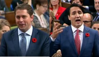 Trudeau Tries To Deflect From Growing Ethics Troubles In Question Period