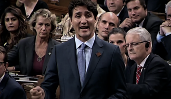 Trudeau's Pathetic & Dishonest Answer On His Betrayal Of Canada's Energy Industry