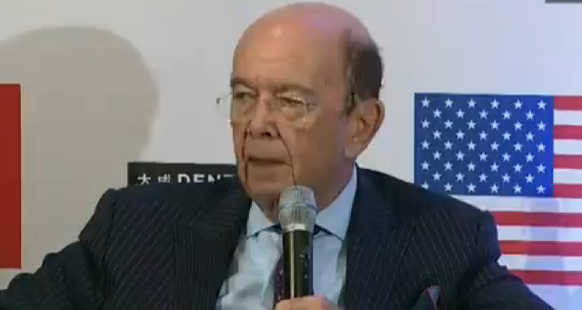 U.S. Commerce Secretary Discusses NAFTA Negotiations