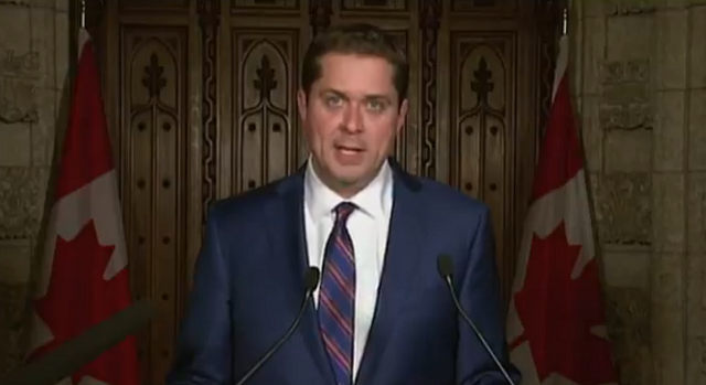 You Cannot Trust Justin Trudeau To Give You A Tax Break - Scheer