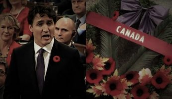 As Remembrance Day Approaches, Trudeau Plotting To Slash Take Home Pay For Many Injured Canadian Forces Members