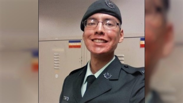 Canadian Soldier Nolan Caribou Killed During Training Exercise At CFB Shilo