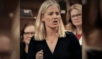 Catherine McKenna Calls Herself Minister Responsible For Weather