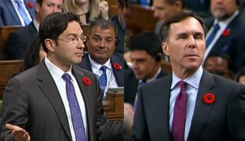 Moneybags Morneau Gets Wrecked In Question Period