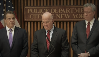 NYPD Says Terrorist Was Planning Attack For Weeks