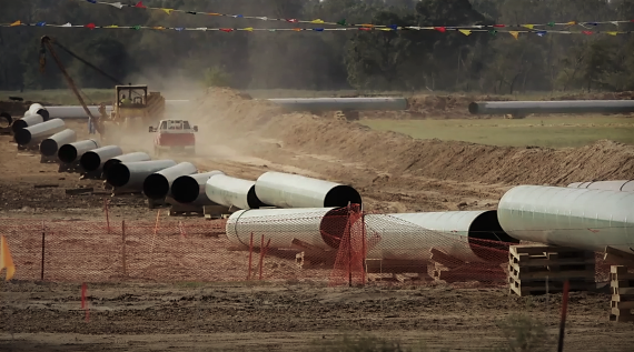 Nebraska Approves Keystone XL Pipeline