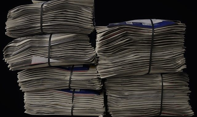 Newspaper Industry Bailout Is A Terrible Idea